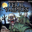 Shadows of Brimstone : Feral Vampires Mission Pack